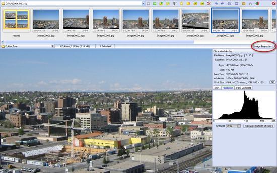 Vorschau Faststone Image Viewer and Portable - Bild 3