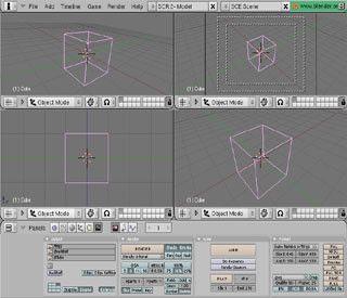 Vorschau Blender 3D - Bild 3