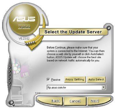 Vorschau ASUS Update Utility - Bild 3