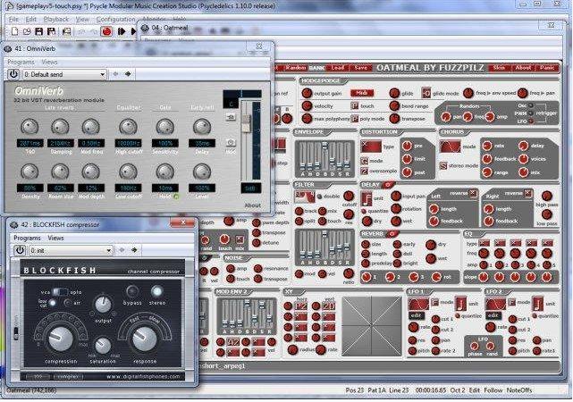 Vorschau Psycle Modular Music Creation Studio - Bild 3