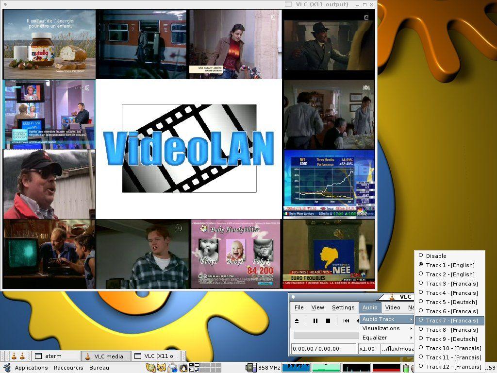 Vorschau VLC VideoLAN for Mac OS X - Bild 3