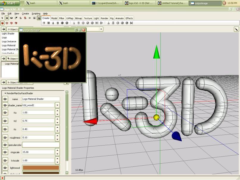 Vorschau K-3D - Bild 3