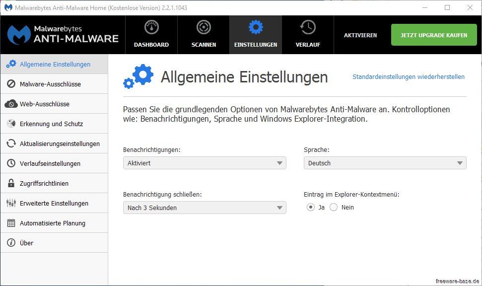 Vorschau SUPERAntiSpyware Free Edition - Bild 3