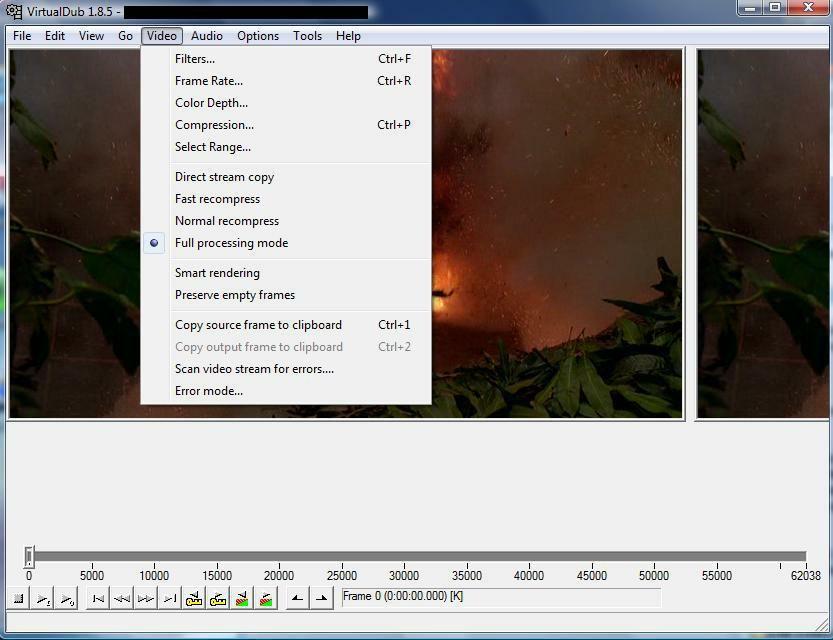 Vorschau Virtualdub - Bild 3
