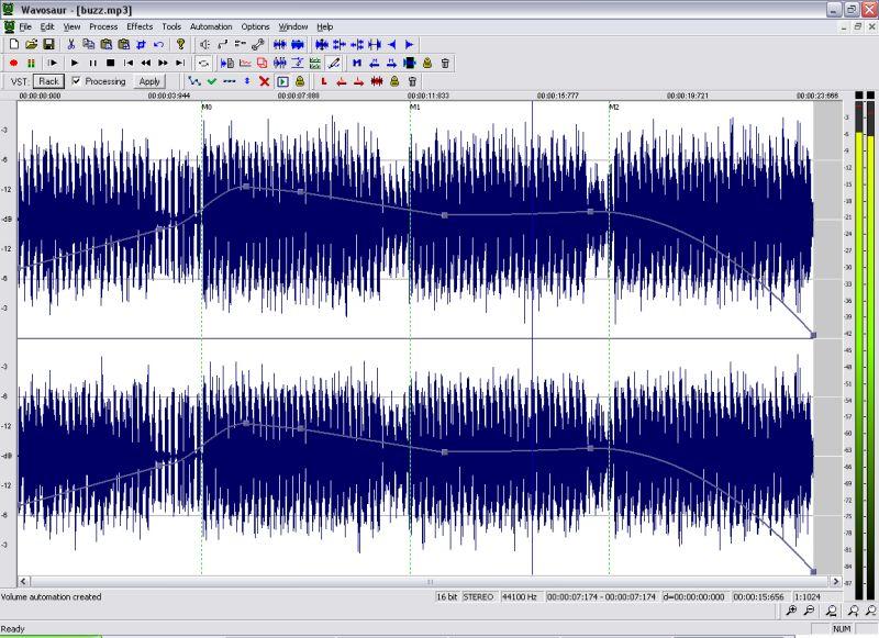 Vorschau Wavosaur audio editor - Bild 3