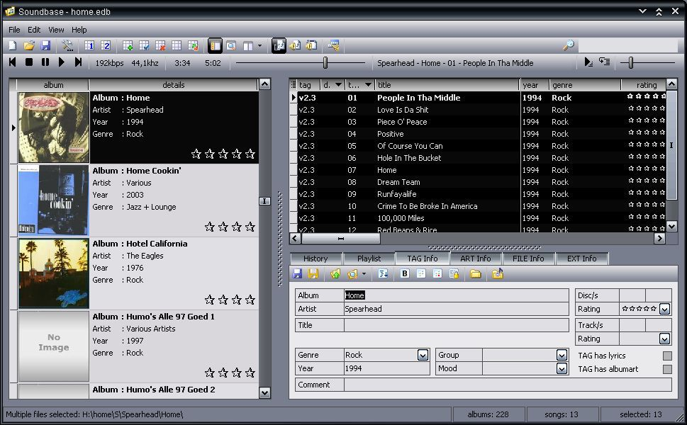 Vorschau Dajukebox vorher mal Soundbase - Bild 3