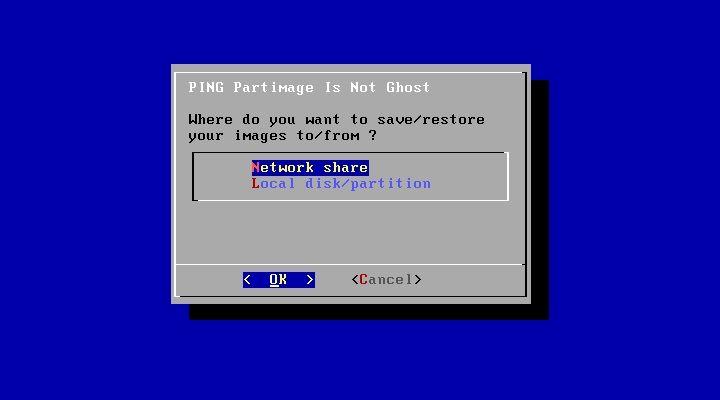 Vorschau Partimage Is Not Ghost - PING - Bild 3