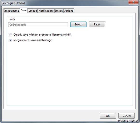 Vorschau Screengrab für Firefox - Bild 3