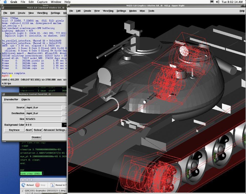 Vorschau BRL-CAD - Bild 3