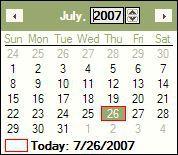 Vorschau QuickMonth Calendar - Bild 3