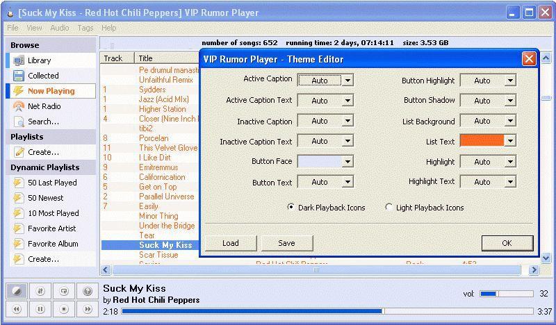 Vorschau VIP Rumor Player - Bild 3