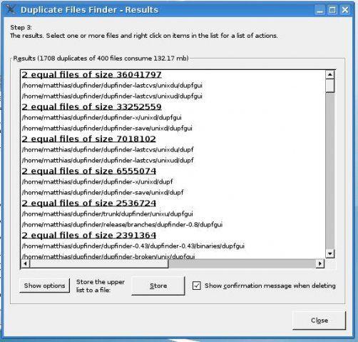 Vorschau Duplicate Files Finder - Bild 3