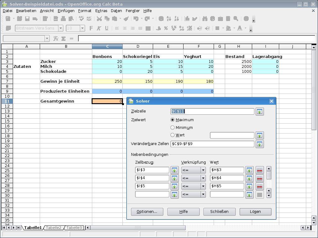 Vorschau Apache OpenOffice - Bild 3