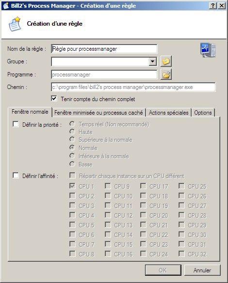Vorschau Bill2s Process Manager - Bild 3
