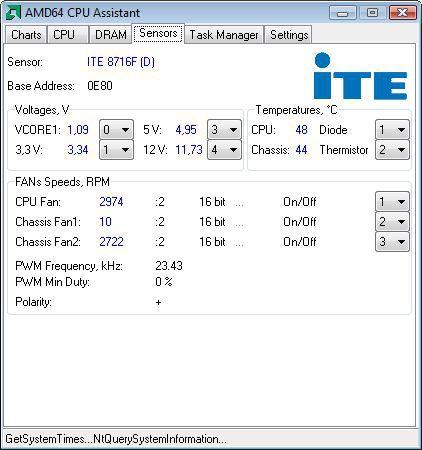Vorschau AMD64 CPU Assistant - Bild 3