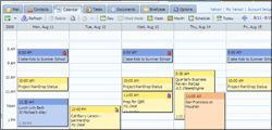 Vorschau Zimbra Desktop - Bild 3