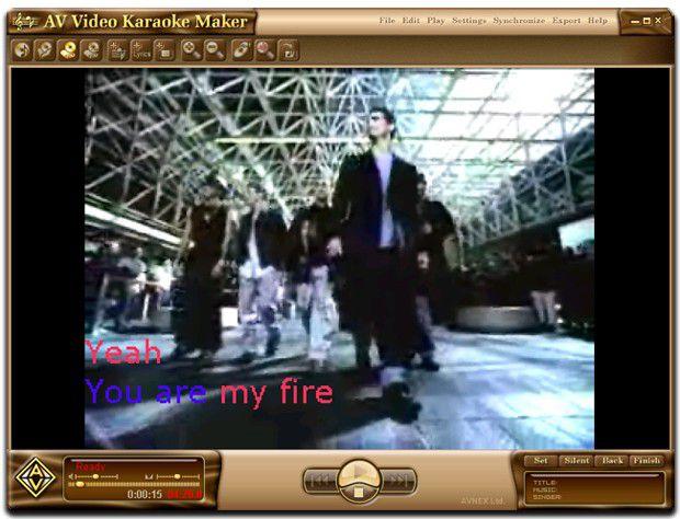 Vorschau AV Video Karaoke Maker - Bild 3