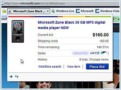 Vorschau Microsoft Internet Explorer - Bild 3