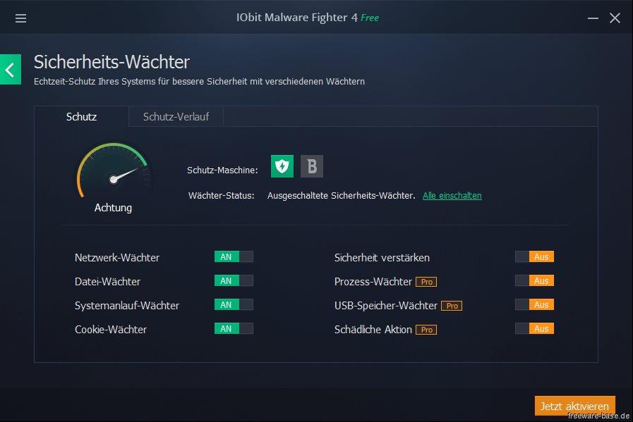 Vorschau IObit Malware Fighter - Bild 3