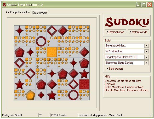 Vorschau Sudoku - Bild 3