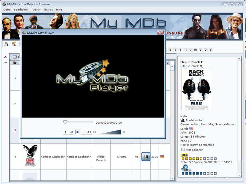 Vorschau MyMDb - Bild 3