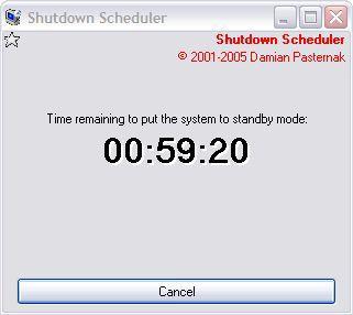 Vorschau Shutdown Scheduler SDS - Bild 3