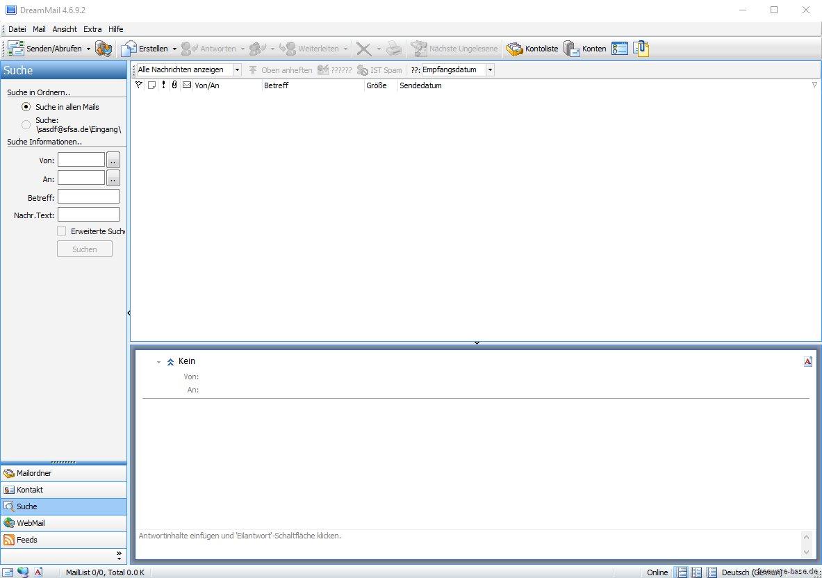 Vorschau DreamMail and Portable - Bild 3