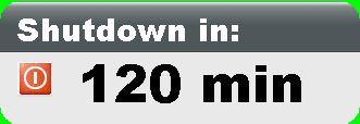 Vorschau Vista - Shutdown Timer - Bild 3