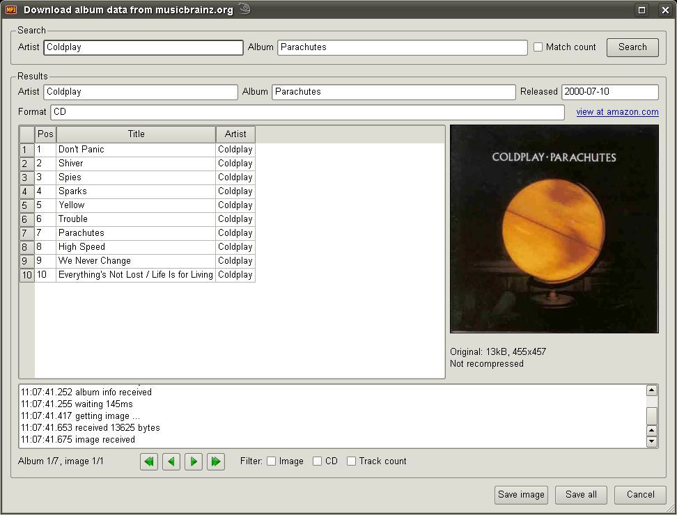 Vorschau MP3 Diags - Bild 3