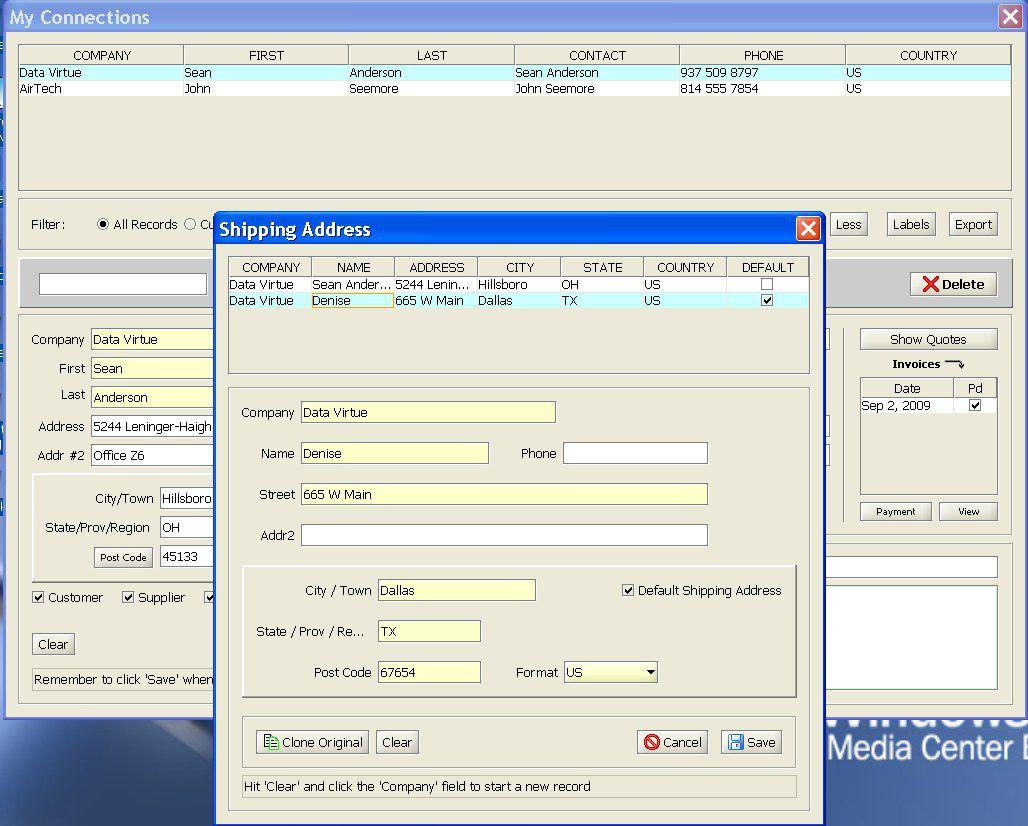 Vorschau Nevitium Business Manager - Bild 3