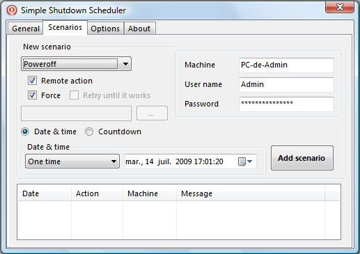 Vorschau Simple Shutdown Scheduler - Bild 3