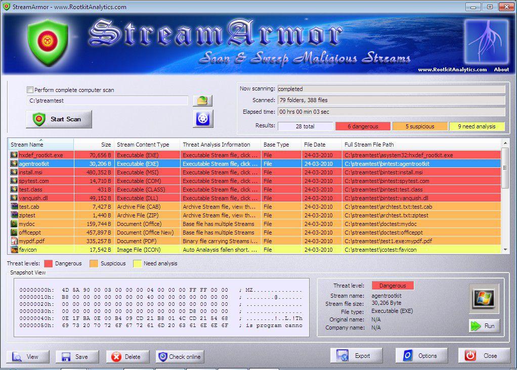 Vorschau StreamArmor - Bild 3