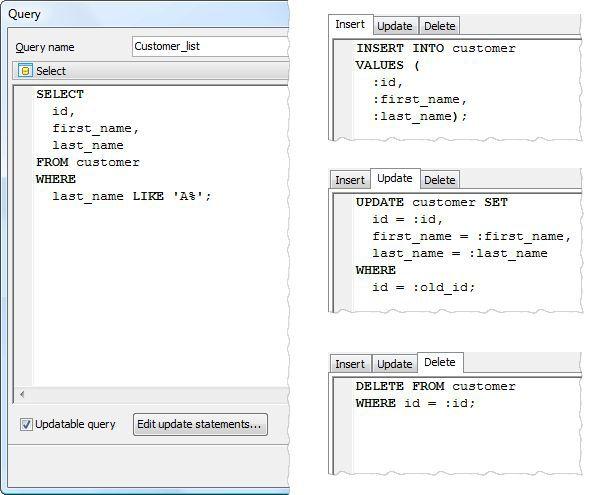 Vorschau SQLite PHP Generator - Bild 3