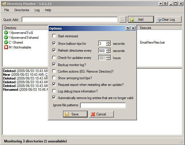 Vorschau Directory Monitor und Portable - Bild 3