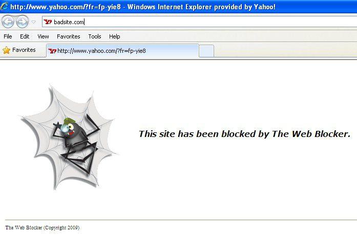 Vorschau The Web Blocker - Bild 3