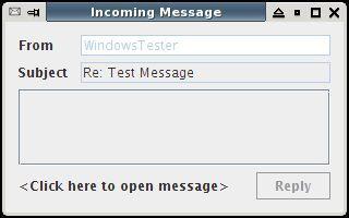 Vorschau EZ Intranet Messenger - Bild 3