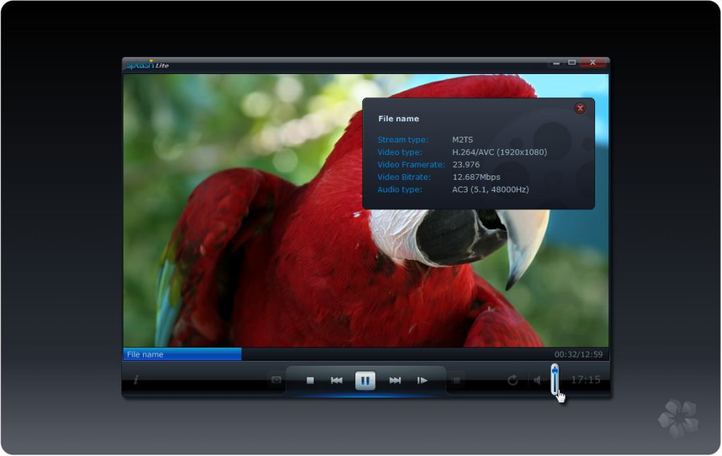 Vorschau Splash Lite - HD Video Player - Bild 3