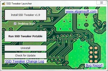 Vorschau SSD Tweaker - Bild 3