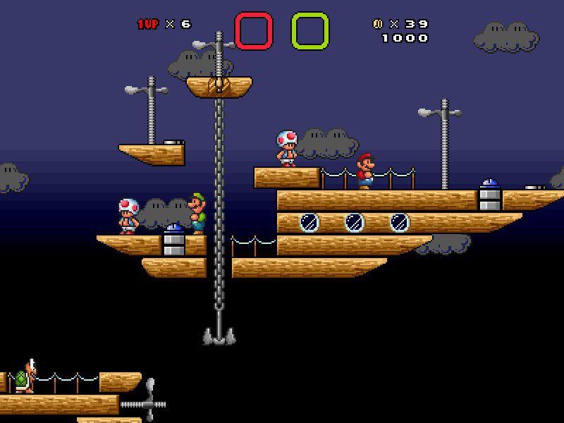 Vorschau Super Mario Bros. X - Bild 3