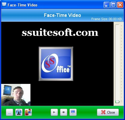 Vorschau SSuite Office - FaceTime P2P Video Phone - Bild 3