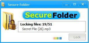 Vorschau Secure Folder - Bild 3