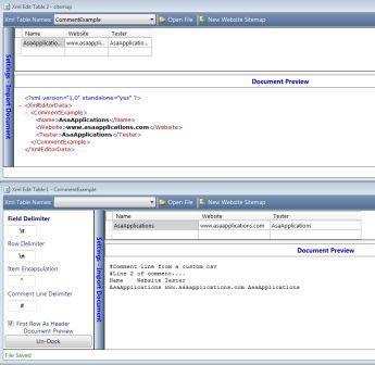 Vorschau XML Editor 2 - Bild 3