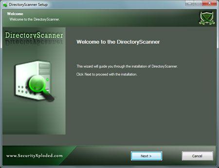 Vorschau Directory Scanner - Bild 3