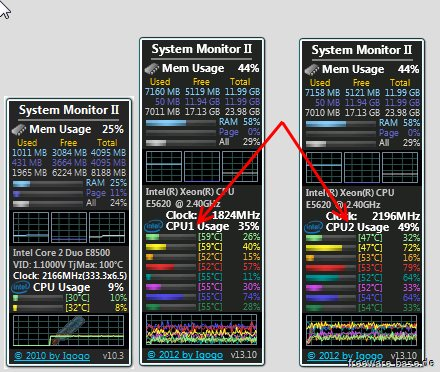 Vorschau System Monitor II - Bild 3