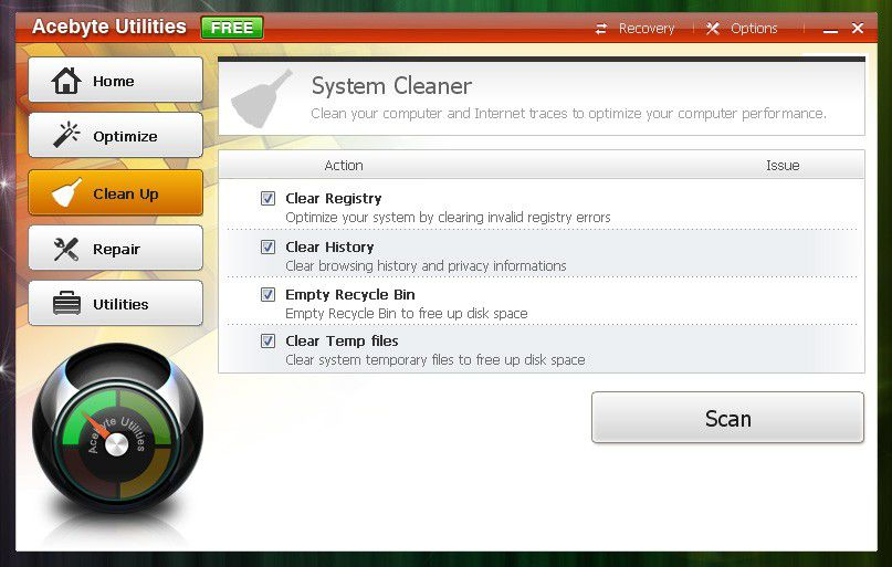 Vorschau Acebyte Utilities Free - Bild 3