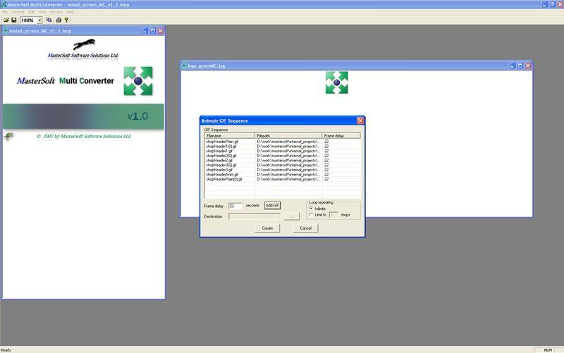 Vorschau MasterSoft Multi Converter - Bild 3