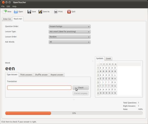 Vorschau OpenTeacher and OpenTeacher Portable - Bild 3