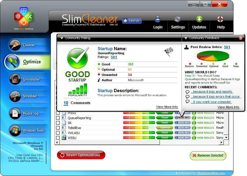 Vorschau SlimCleaner - Bild 3