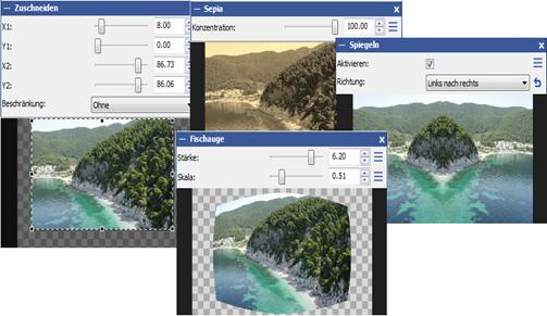 Vorschau VideoPad Kostenloser Video-Editor - Bild 3