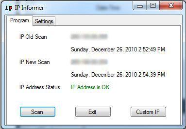 Vorschau IP Informer - Bild 3
